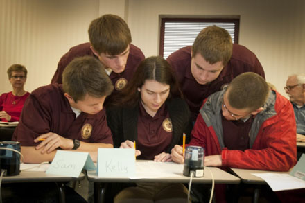 Scholar's Bowl builds up knowledge and wins