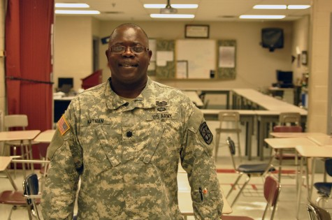 New JROTC instructor shows promise