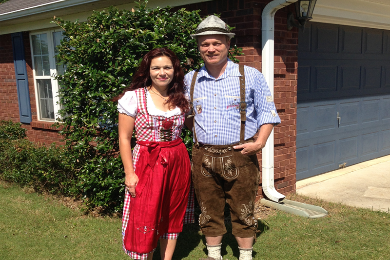 Oktoberfest offers taste of Germany