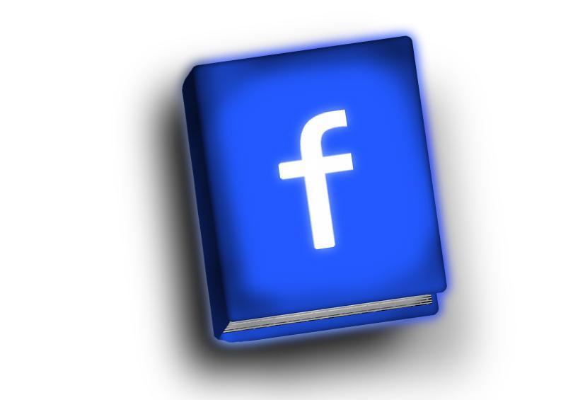 Facebook has face in books