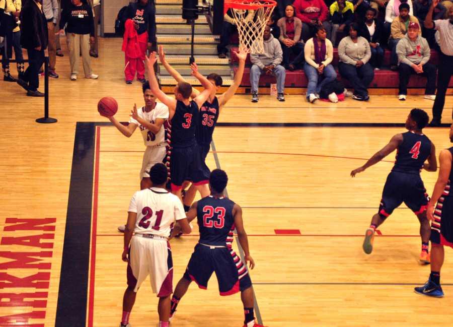 Basketball team cuts close game