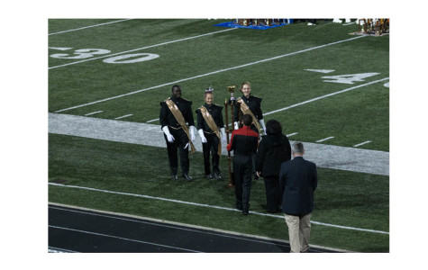 Band ends season on high note