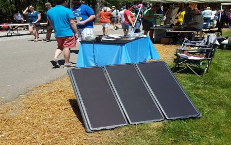 Movement shows importance of sustainable energy