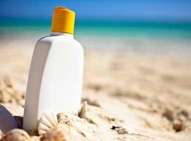 Sunscreen should be summer staple