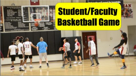 2016 Student Faculty Basketball Game Video