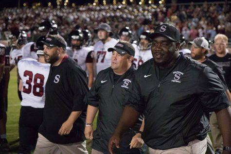 Alumni Coach Makes Lasting Impression