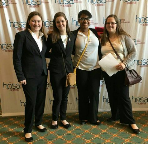 HOSA to Vie for Top Spot in National Competition