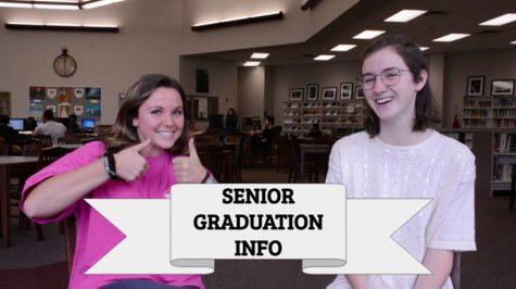 Senior Graduation Info