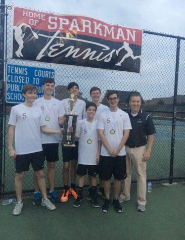 Tennis County Tournament