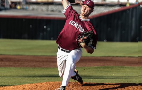 Baseball Ends Season in First Round of Playoffs