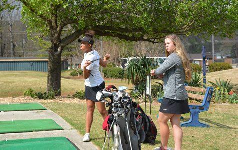Senior Leaves Lasting Impression on Golf Team