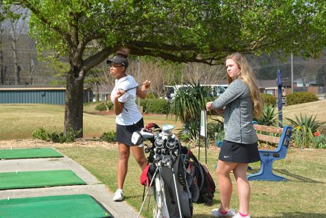 Senior Leaves Lasting Impression on Golf Team