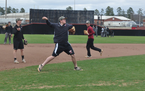 Baseball team starts out strong