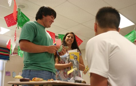 Students learn practical ways to use Spanish