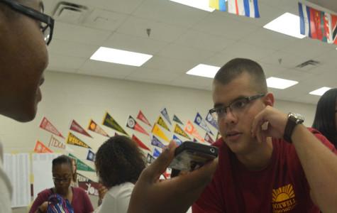 Jonathan Hatchett and Chris Little discuss his summer experience.