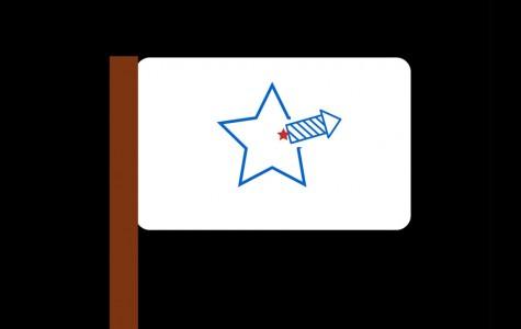 Italian creates a flag for Huntsville
