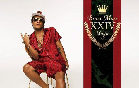 Bruno Mars is back