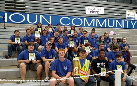 Robotics Team Share Competition Experience