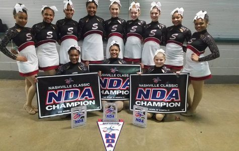 Dance Team Brings Home Regional Championship