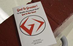 History Teacher Releases Third Book, Hopes to Spread Faith