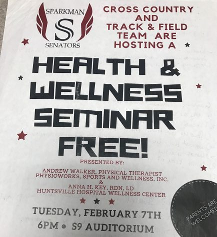 Health and Wellness Seminar Comes to Sparkman