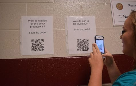 QR Codes Make Theatre Life Easier