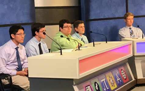 Scholars Bowl Team Competes on New Quiz Bowl Show