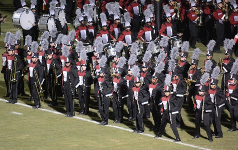 Final Band Competition Affected by Protests