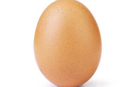 Egg Breaks World Record for Most Instagram Likes