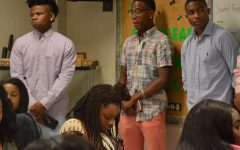 Club Succeeds With Black History Month Plans