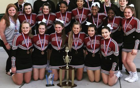 Cheer Places High At National And World Championships