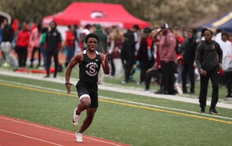 Track Makes Strides At State With Young Team