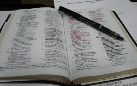 Bible Elective Could Cause Controversy In Schools