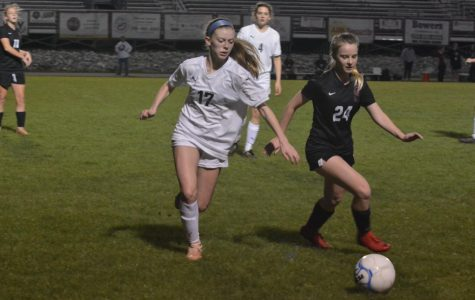 Weather Affects Girl's Soccer Team