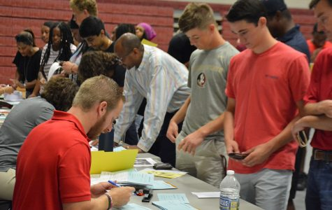 Seniors Ready To Tackle Final Year Of High School