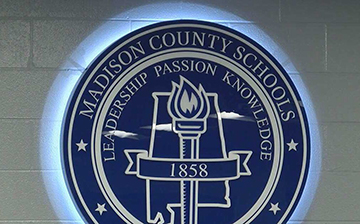 The Madison County School Board is currently going over applications for a new superintendent. Interviews will begin in September.