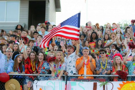 Student Section Montage