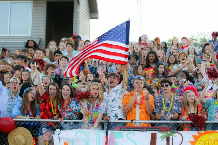 Student section picture (1)