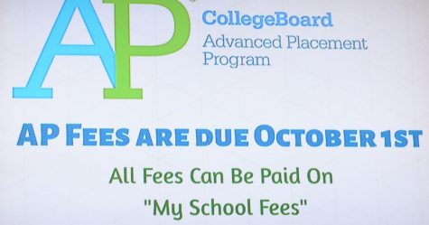 Ap Fees to be Collected at Earlier Date