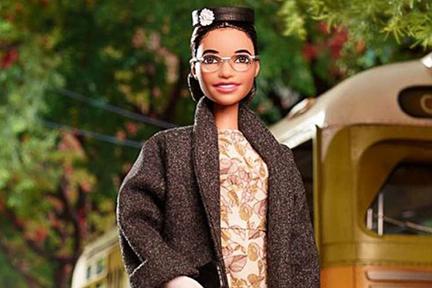 Barbie Starts New Inspiring Women Series