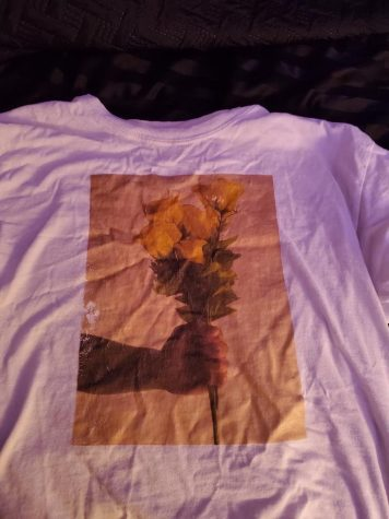 Courtlyn Hart Expresses Her Creativity Through Designing T-Shirts