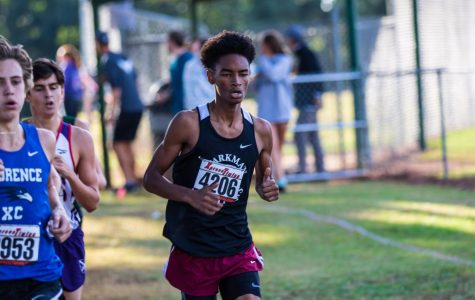 Student Expresses Passion for Cross Country
