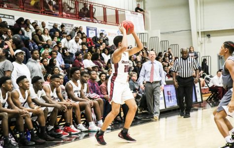 Boys Basketball Gets First Win Of The Season