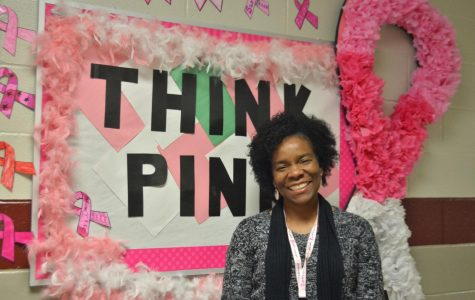 Teaching Aide Celebrates Her Victory Over Breast Cancer