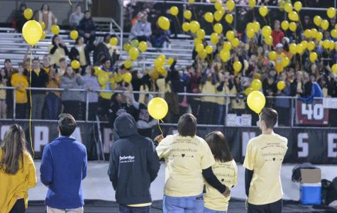 Students Honor Classmate's Life With Balloon Release