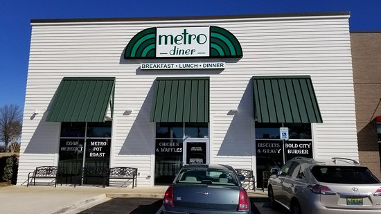 Metro Diner on Hwy. 72 in Madison offers a variety of breakfast, lunch and dinner options.