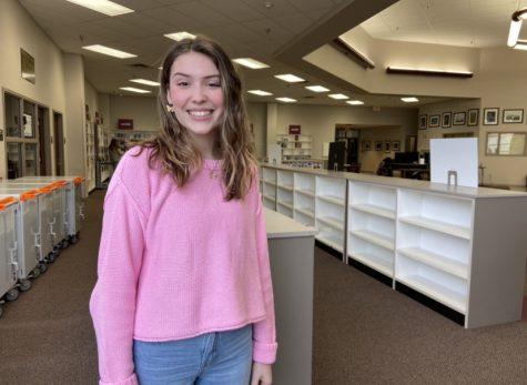 Senior Says Goodbye To Dance And Theatre