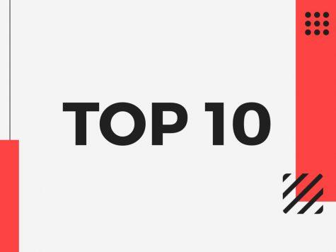 Top 10: Vinyls