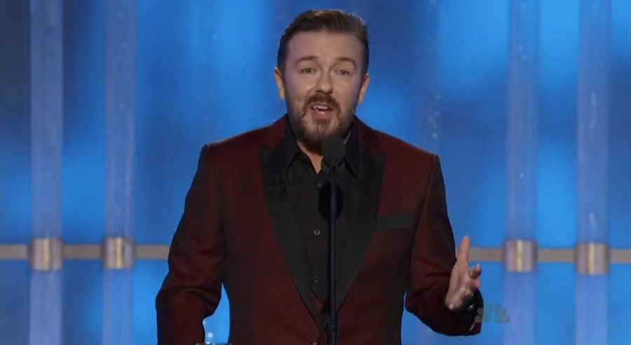 Comedian Ricky Gervais Makes A Bold Statement