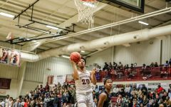 Boys Basketball Gets First Area Win of Season